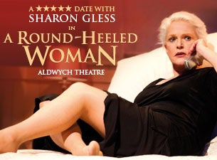 A Round-Heeled Woman Tickets