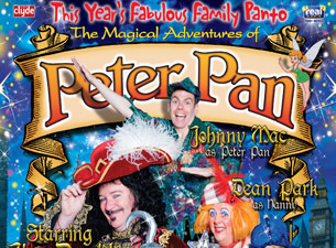 The Magical Adventures of Peter PanTickets