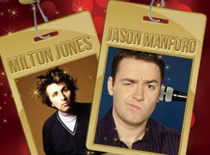 Christmas Comedy Cracker Tickets