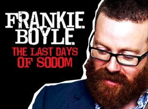 Frankie Boyle LiveTickets