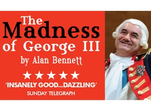 The Madness of George III Tickets