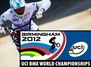 UCI BMX World Championships Tickets