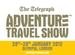 The Telegraph Adventure Travel Show Tickets