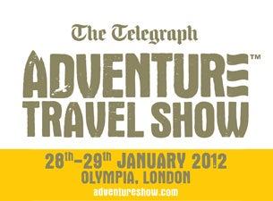 The Telegraph Adventure Travel ShowTickets