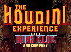 Hans Klok Tickets