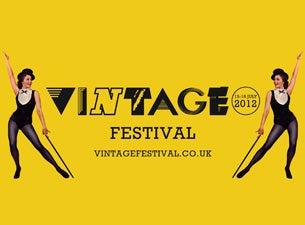 Vintage FestivalTickets