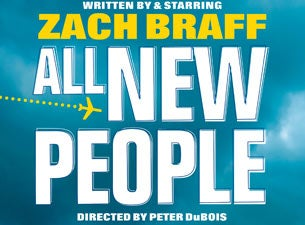 All New People Tickets