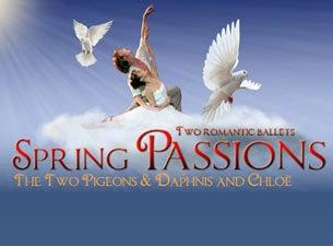 Spring PassionsTickets