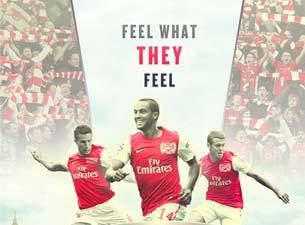 Arsenal Stadium ToursTickets