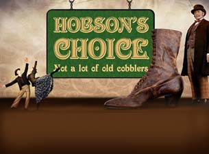 Hobson's Choice - Birmingham Royal Ballet Tickets