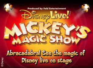 Mickey's Magic Show Tickets