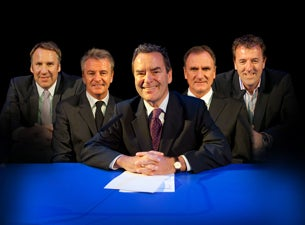 An Evening with Jeff Stelling and the Sky Sports presenters Tickets