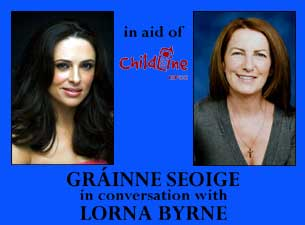 Conversation with Lorna ByrneTickets