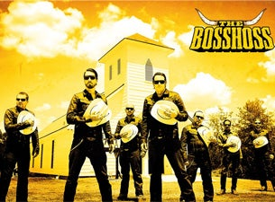 The Bosshoss Tickets