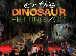 Dinosaur Petting ZooTickets