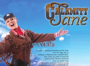 Calamity Jane Tickets