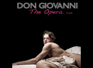 Don Giovanni - the Opera Tickets