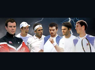Davis Cup By BNP Paribas Tickets