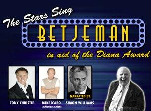 The Stars Sing BetjemanTickets