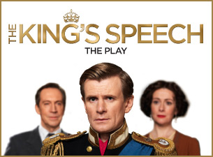 The King's Speech Tickets