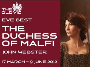 Duchess of MalfiTickets