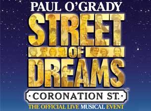 Corrie Street of DreamsTickets