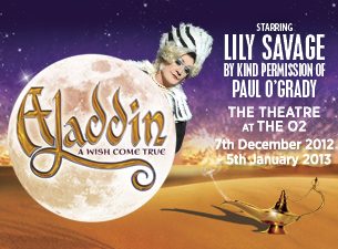 Aladdin - A Wish Come True Tickets