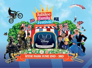 Jubilee Family Festival Tickets