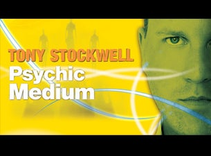 Tony Stockwell Tickets