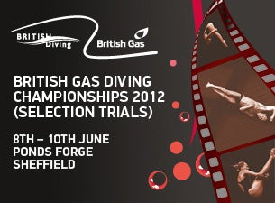 National Diving Championships Tickets