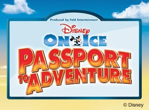 Disney On Ice presents Passport To Adventure Tickets