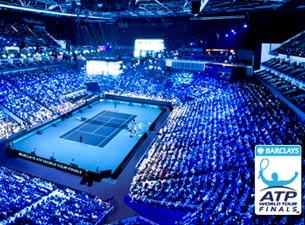 Barclays ATP World Tour Finals - Hospitality Packages Tickets