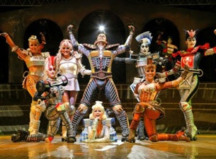 Starlight Express (Touring) Tickets