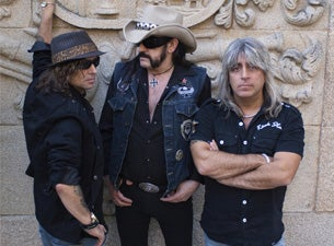 Motörhead Tickets