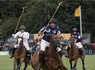 Veuve Clicquot Gold Cup for British Open Polo Championships Tickets