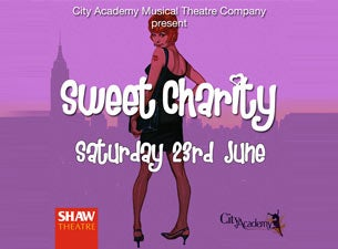Sweet Charity At the Shaw Theatre Tickets
