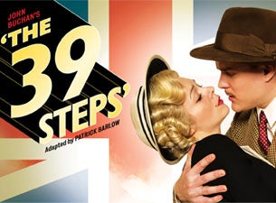 The 39 Steps Tickets