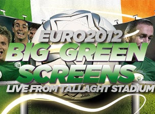 The Big Green Screens Tickets
