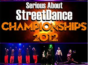 Serious About Street Dance Tickets