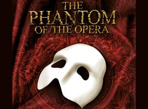 The Phantom of the Opera (Touring)Tickets