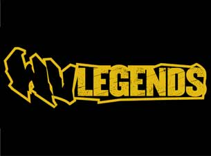 Wu Legends Tickets
