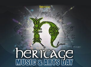 Heritage Music & Arts Day Tickets