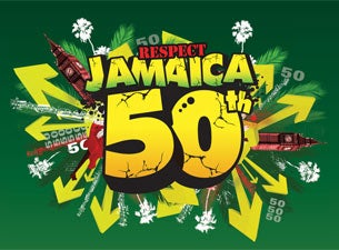Jamaica 50 Tickets