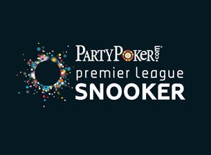 Premier League Snooker Tickets