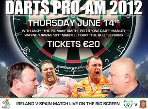 Darts Pro-Am Tickets