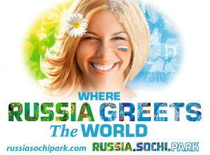 Russia.Sochi.Park - Sochi.Park Visitor Experience Pavilion Tickets