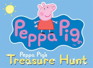 Peppa Pig's Treasure HuntTickets