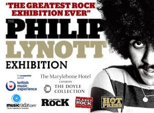 The Philip Lynott Exhibition Tickets
