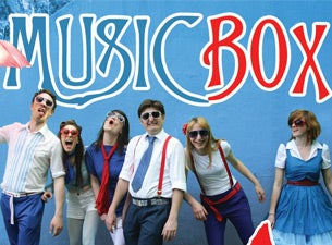 Music Box - the Improvised Musical Tickets