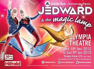 Jedward & the Magic LampTickets
